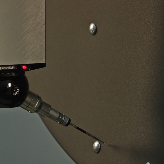Surface Accuracy Measurement